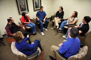 Group Counseling for Drug Abuse